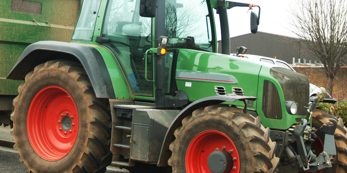 Fendt tractor and agricultural parts