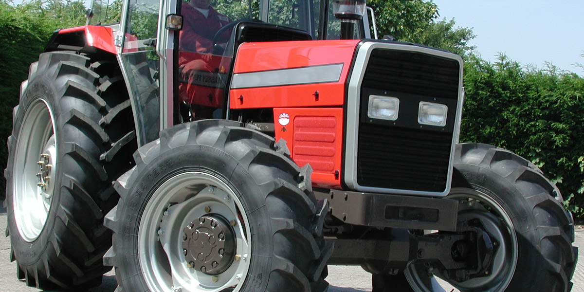 Massey Ferguson tractor and agricultural parts